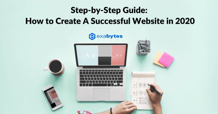 Step-by-Step Guide-How-to-Create-A-Successful-Website-in-2020