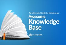 Exabytes Building Knowledge Base Guideline