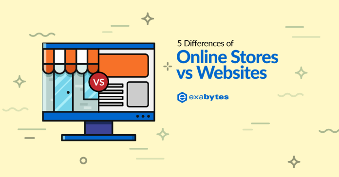 Top-5-Differences-of-Online-Stores-vs-Websites