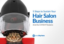 5 Steps to Sustain Hair Saloons Business Amid the COVID19 Pandemic