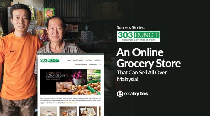 Success Stories: 303 Runcit