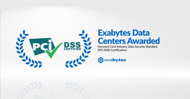 Exabytes awarded PCI DSS compliance