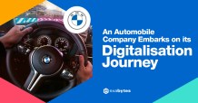 An Automobile Company Embarks on its Digitalisation Journey