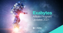 Exabytes Affiliate Program - Change in Commission Structure 2021