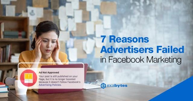 7-reasons-Avertisers-Failed-in-Facebook-Marketing