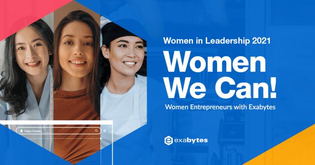 Women in Leadership 2021 International Women's Day