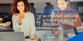 Why are cookies so important, and what is first-click & last-click attribution in affiliate marketing 1200