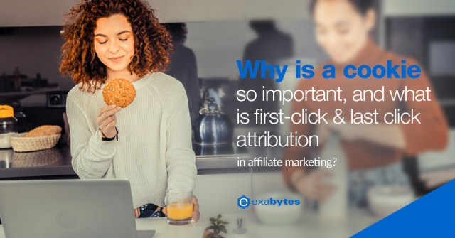 Why is a cookie so important, and what is first-click & last-click attribution in affiliate marketing 1200
