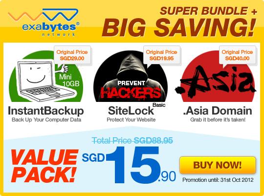 Super bundle + Big Saving value pack