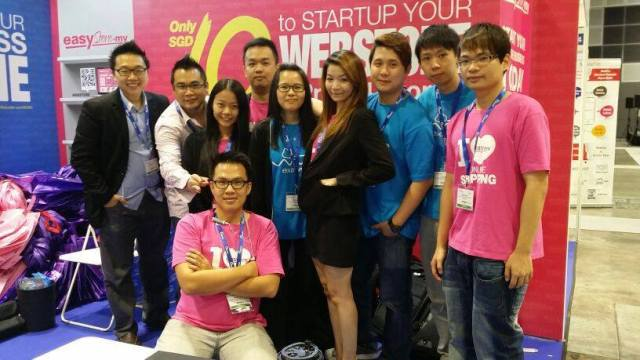 The Internet Show Asia 2014 event photo