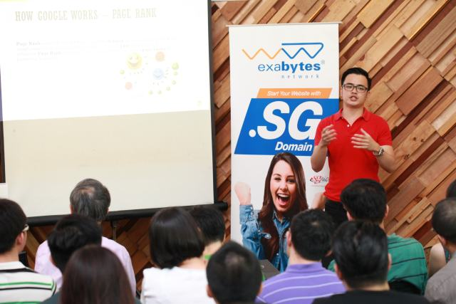 Singapore Exabytes Designer Club Gathering