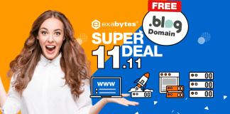 11.11 super deal free .blog