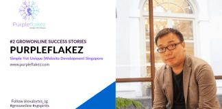 Purpleflakez singapore grow online