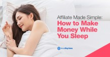 5 Useful Tips To Make Money While You Sleep Through Affiliate Programme