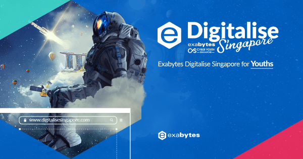 Digitalise Singapore for Youth - Exabytes Nurtures and Empowers Youths in Singapore