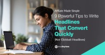 How to Write Headlines That Convert - Powerful Content Marketing Tips for Affiliate Marketer [2021]