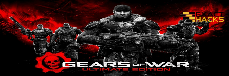 Gears Of War Ultimate Edition เกม Key Generator ซีดี