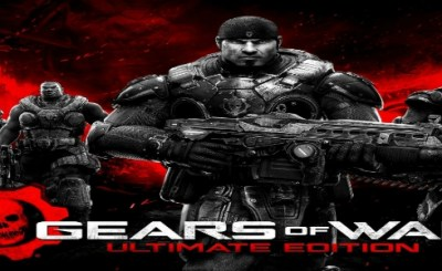 Gears of War Ultimate Edition peli CD avain generaattori