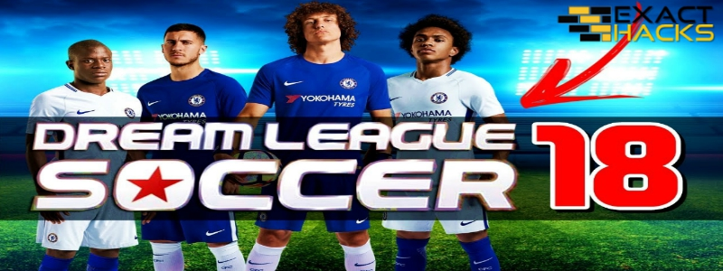 Dream League Soccer 2018 Täpne Hack Tool