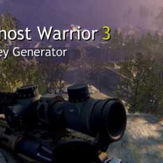 Sniper Ghost Warrior 3 CD Key Generator