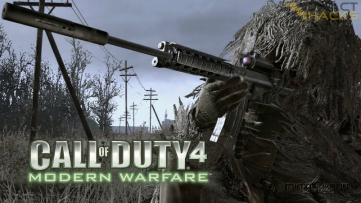 Call Of Duty 4 Modern Warfare CD Key Generator