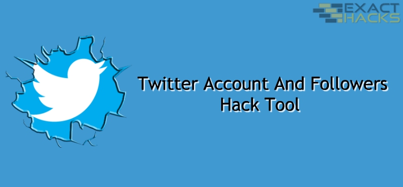 Twitter de cont și Followers Hack Tool