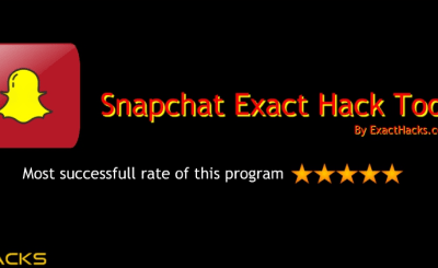 Snapchat compte Hack outil 2018