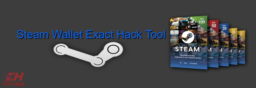 Steam Wallet eksaktong Hack Tool 2018