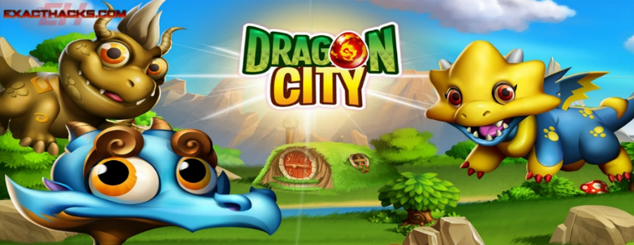 Dragon City Tieši Hack rīks