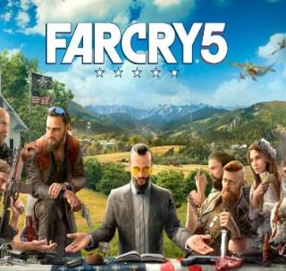 Far Cry 5 Anahtar Jeneratör (Xbox One-PS4-PC)
