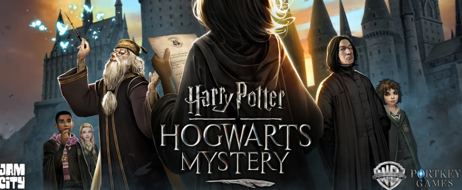 Misteri Harry Potter Hogwarts tepat Hack Tool