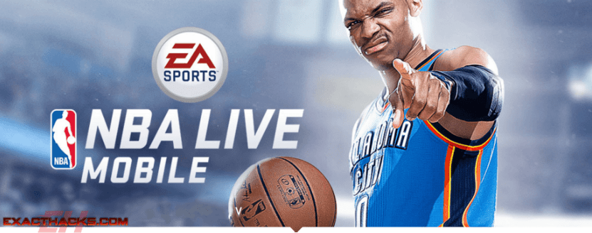 NBA Live Mobile Basketball Exact alat Hack