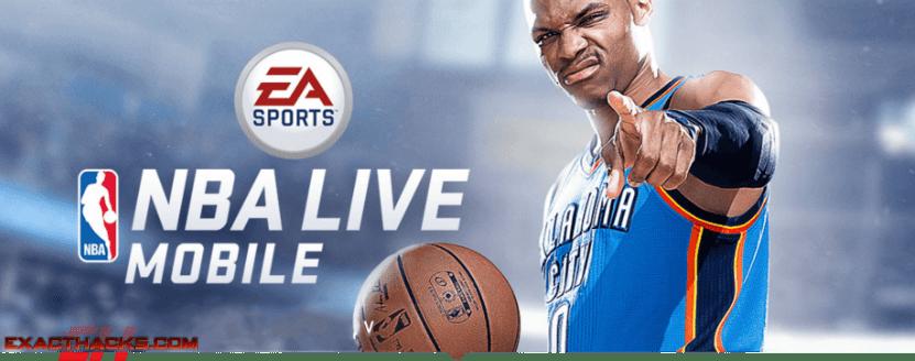 NBA Live Mobile Basketball Exact nástroj Hack