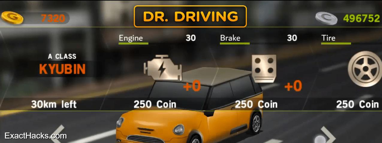 Dr Driving v3.35.0 APK Mod Unlimited Money