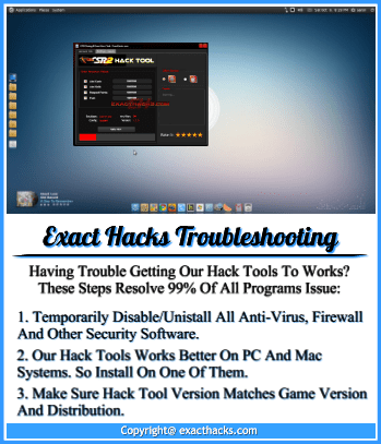 Hack Tool sa Pag-troubleshoot