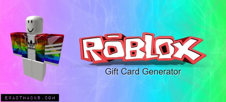 Roblox Gift Card Generator 2020