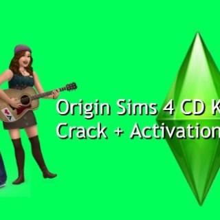 Origin Sims 4 CD Key Generator Crack + Activation Codes List