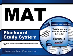 MAT Practice Flashcards