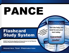 PANCE Flashcards