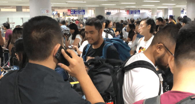 Travellers at Manila International airport were stuck in long queues and many missed flights in the aftermath of the Taal volcano eruption. Organisational plans, if any, had not improved by the time a China travel ban was abruptly implemented on February 3.