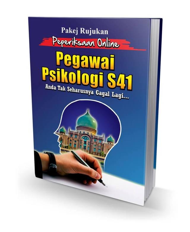 Contoh Soalan Peperiksaan Online Pegawai Psikologi S41
