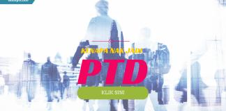 Kenapa Nak Jadi PTD