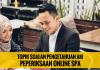 Topik Soalan Pengetahuan AM Peperiksaan Online SPA