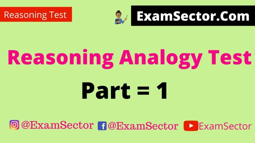 Analogy Question-Answer in Hindi ,