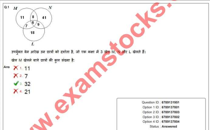 Ibps Exam Model Question Paper With Answer Pdf