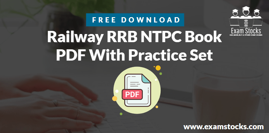 Railway RRB NTPC Book PDF Free Download With Practice Set