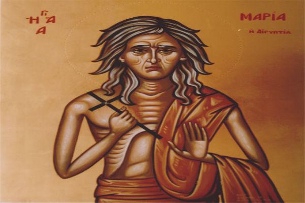 Αποτέλεσμα εικόνας για αγια μαρια αιγυπτια
