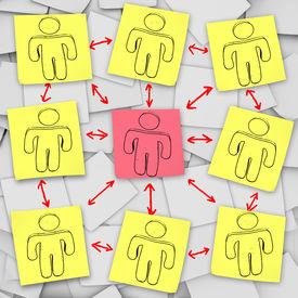 Sticky Note Team