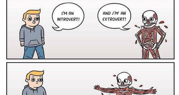 extrovert