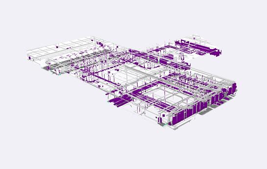 Excadia bureau d'études structure métallique scan 3D une actualité